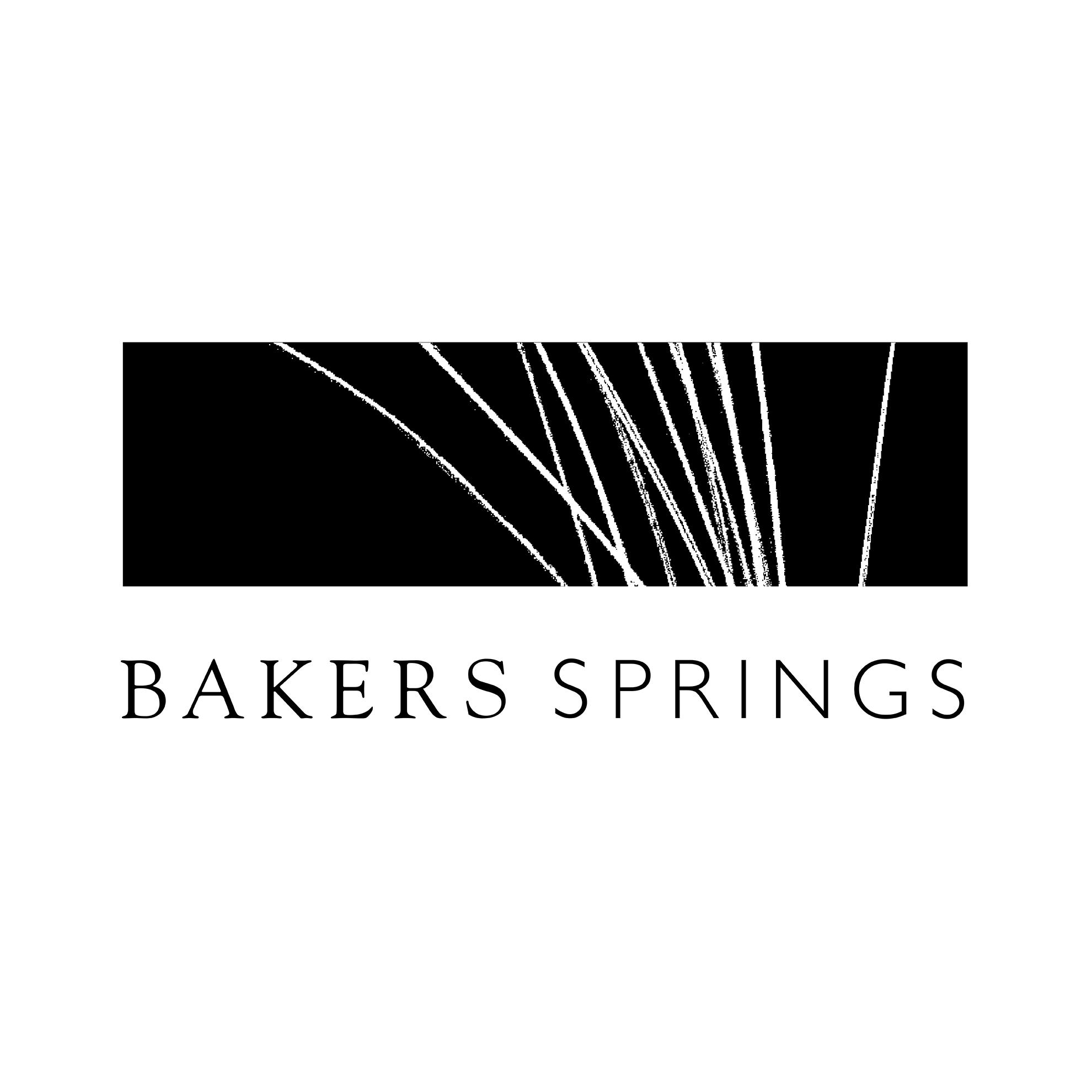 Bakers Springs logo