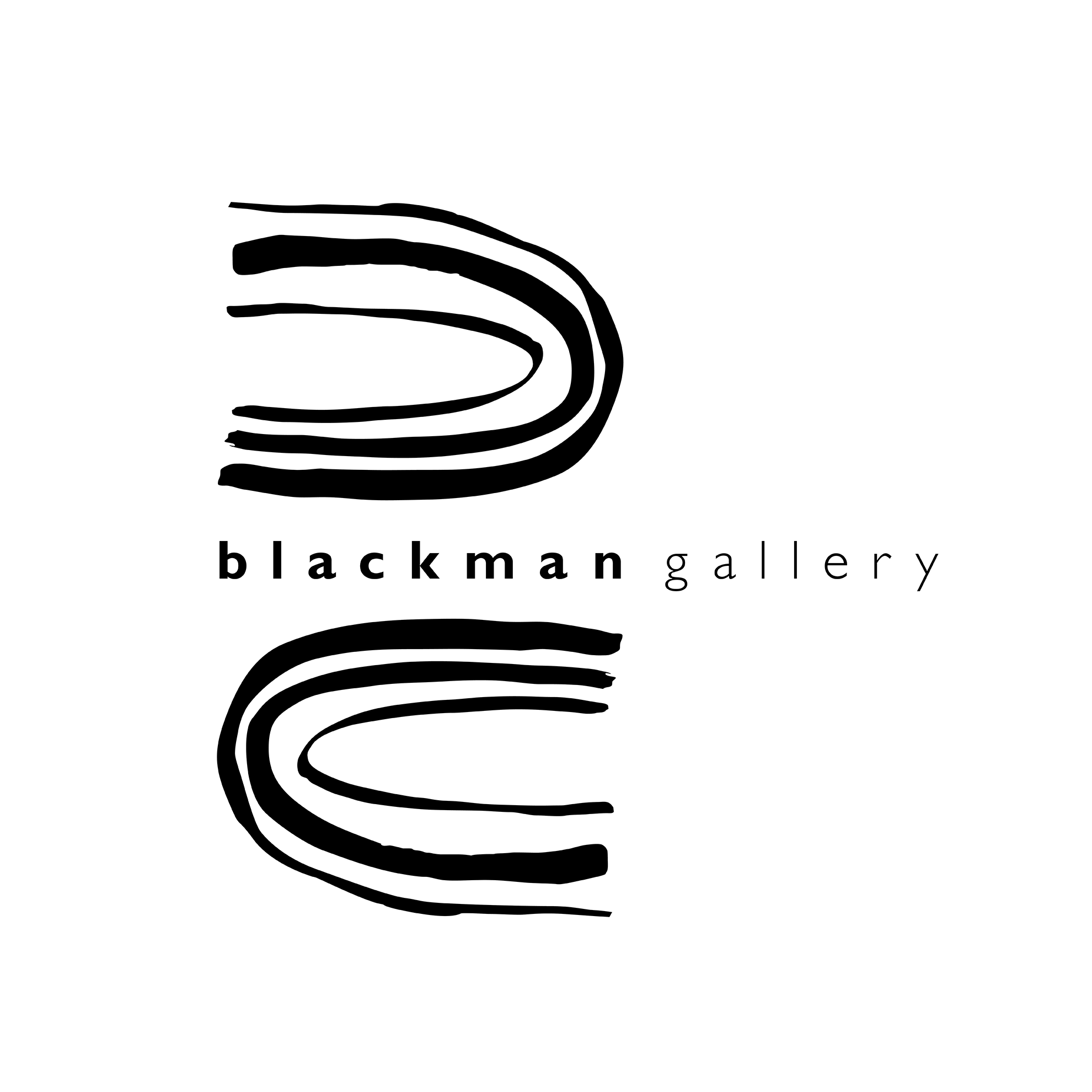 Blackman Gallery Logo