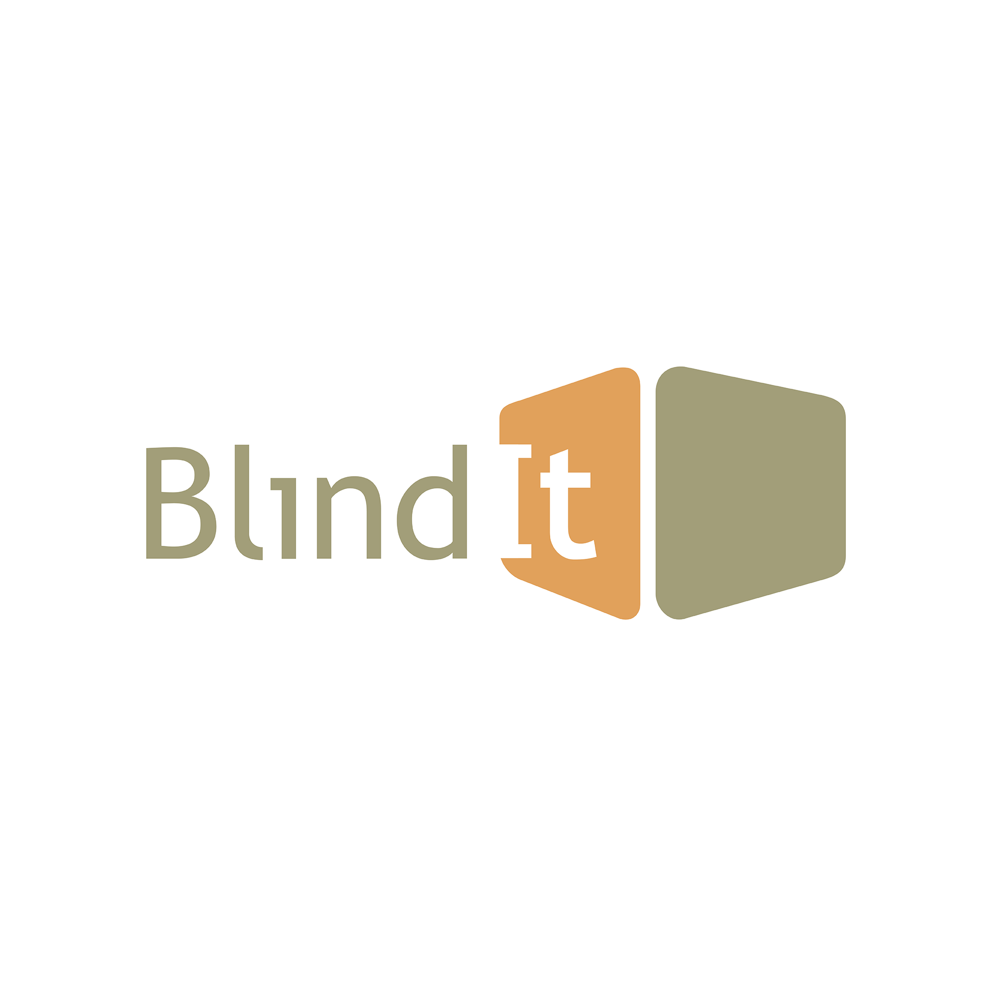 Blind It logo
