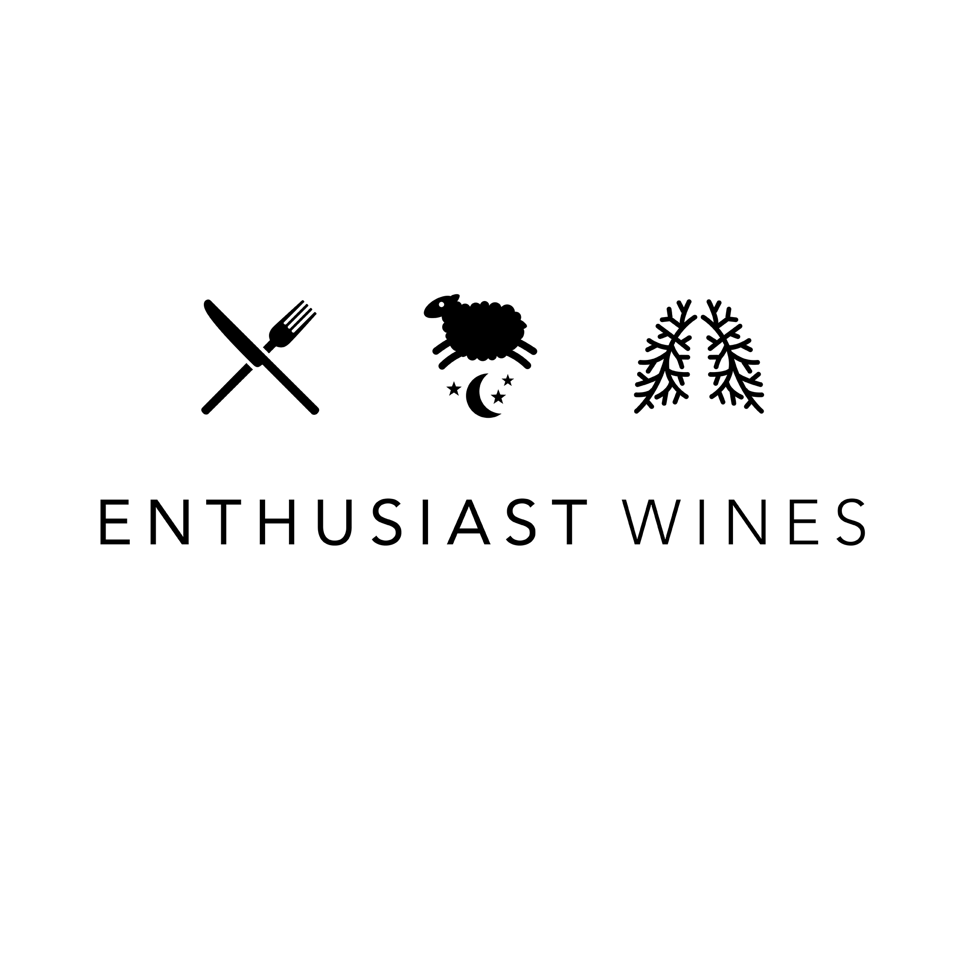 Enthusiast Wines logo