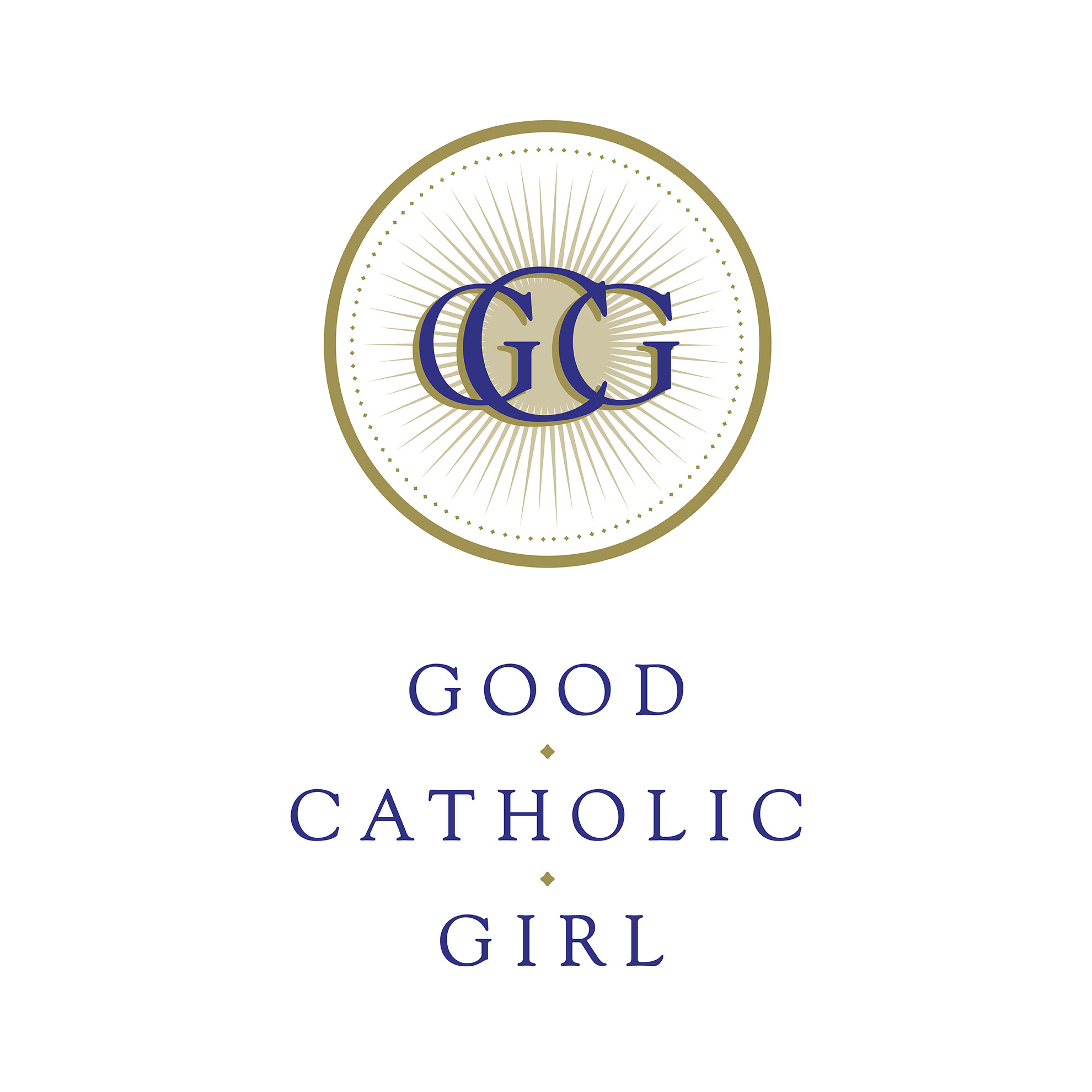 Good Catholic Girl logo