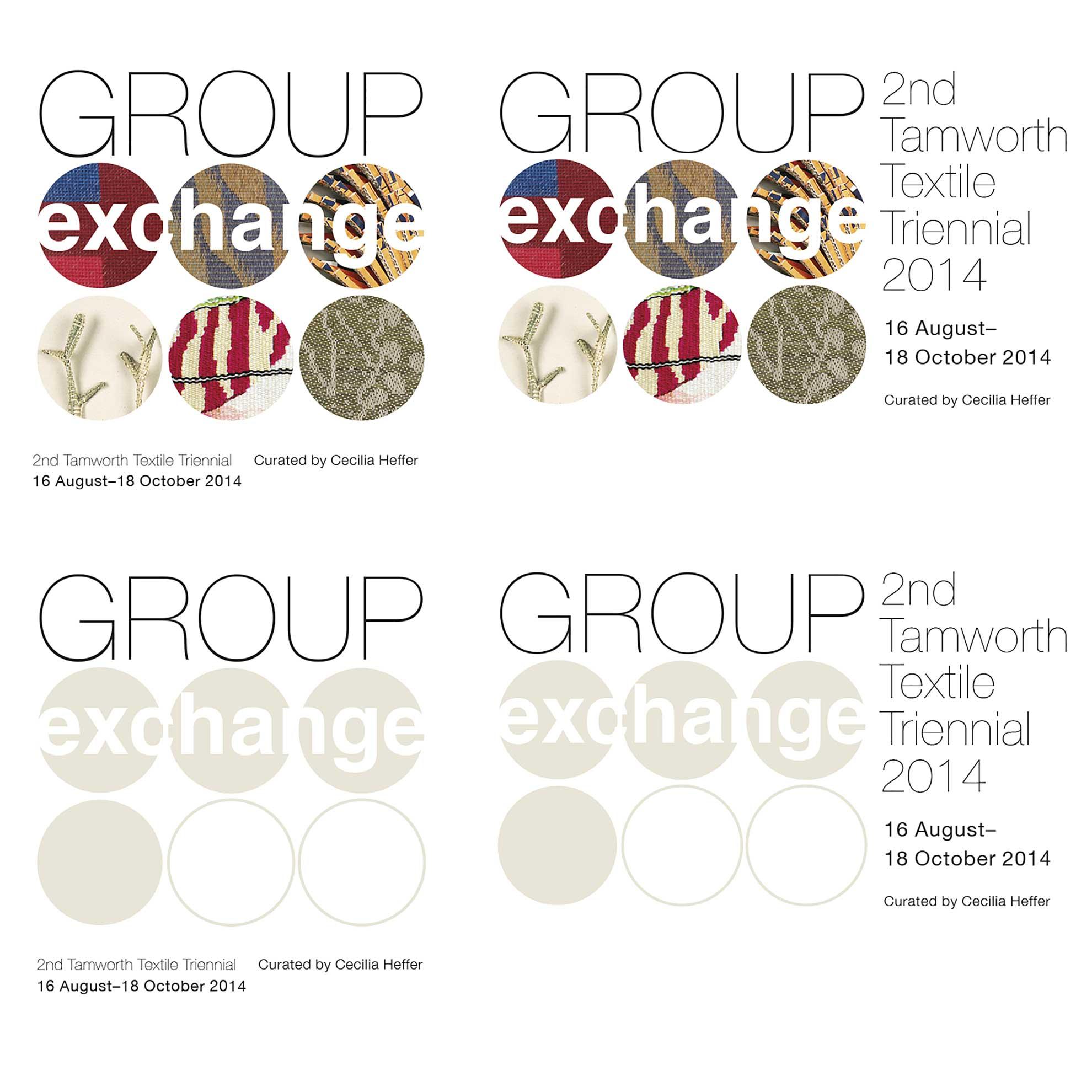 Group Exchange branding