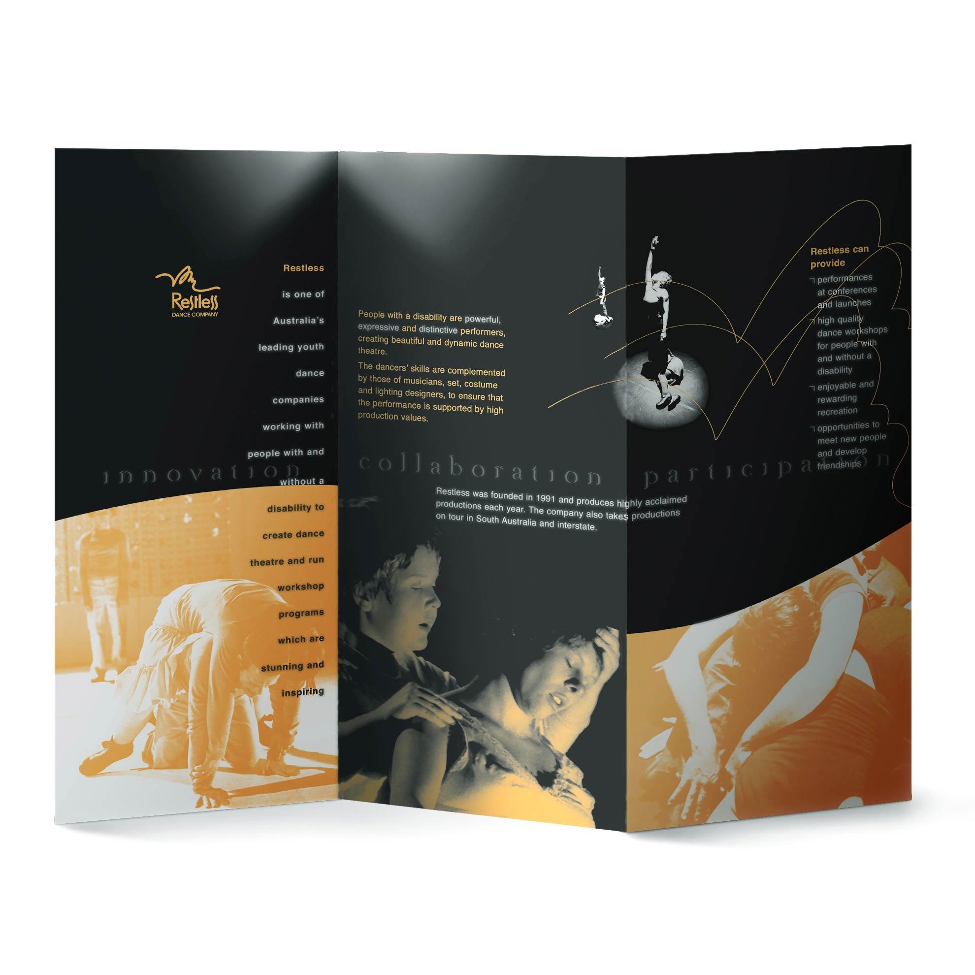 Restless brochure 2